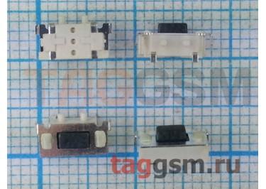 Кнопка (механизм) 2х контактная для Китайских планшетов / Телефонов / MP3 плееров тип3
