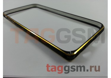 "Бампер Remax для Apple iPhone 6 (4,7"") металлический (Black)"