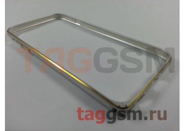 "Бампер Remax для Apple iPhone 6 (4,7"") металлический (Silver)"