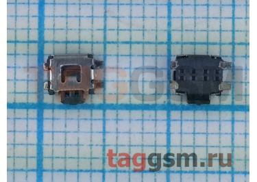 Кнопка (механизм) 4х контактная для Nokia 7230 / C3-01 / C5-03 / X2-00 / X3