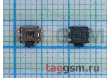 Кнопка (механизм) 4х контактная для Nokia 3110С / 5200 / 5610 / 6233 / 6300 / 7900 / N72 / N82 / N95 / Lumia 510 / Lumia 610