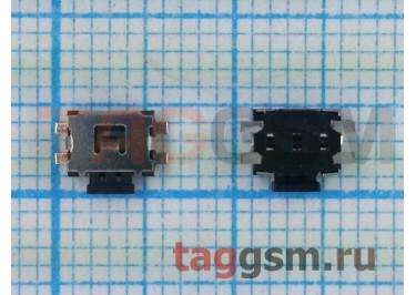 Кнопка (механизм) 4х контактная для Nokia 3310 / 8210