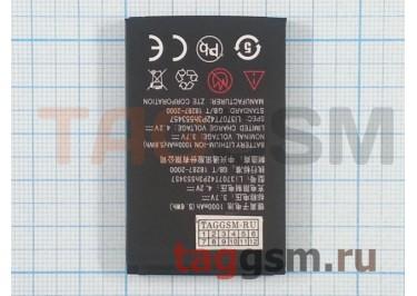 Акб для ZTE C170 / C190 / C360 / F100 / F110 / N600 / R511 / S100 / U260 / X770 / МТС916 / MTC916 (Li3710T42P3h553457) 1000mAh