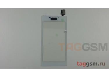 Тачскрин для Sony Xperia M2 (D2302 / D2303 / D2305 / D2306) (белый)