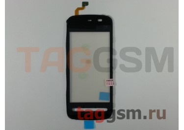 Тачскрин для Nokia 5230 / 5228 / 5235 (черный), ориг