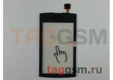 Тачскрин для Nokia 305 / 306 (Asha) (черный), ориг
