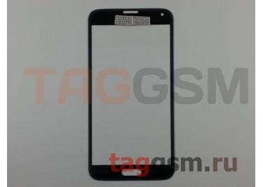 Cтекло для Samsung G900 Galaxy S5 (черный)