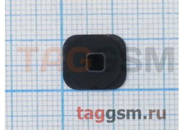 """Кнопка (толкатель) """"Home"""" для iPhone 5 / 5C (черный)"""