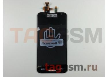 Дисплей для LG E988 Optimus G Pro  + тачскрин (черный)