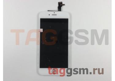 Дисплей для iPhone 6 + тачскрин белый, оригинал