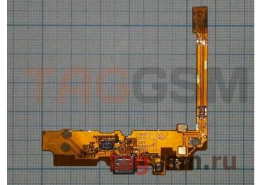 Шлейф для LG D325 (L70) + системный разъем