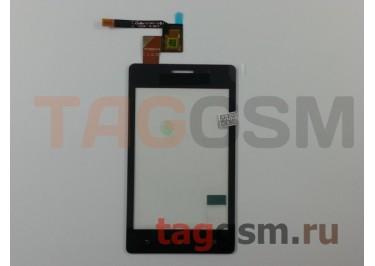Тачскрин для Sony Xperia Go (ST27i) (черный)