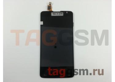 Дисплей для LG D686 G Pro Lite Dual + тачскрин (черный)
