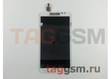 Дисплей для LG D686 G Pro Lite Dual + тачскрин (белый)