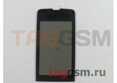 Тачскрин для Nokia 311 (Asha) (черный), ориг
