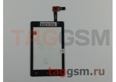 Тачскрин для Alcatel OT918D (черный)