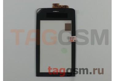 Тачскрин для Nokia 308 / 309 / 310 (Asha) (черный), ориг