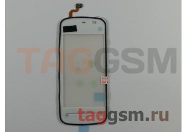 Тачскрин для Nokia 5230 / 5228 / 5235 (белый), ориг