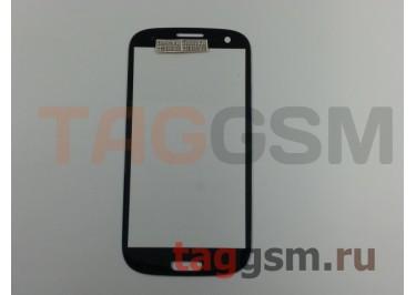 Cтекло для Samsung i9300 (синий)