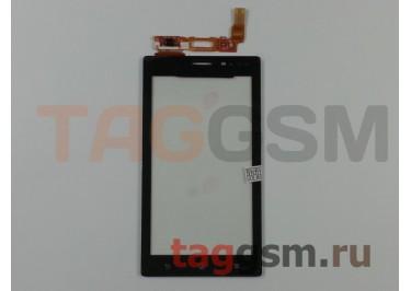 Тачскрин для Sony Xperia Sola (MT27i) (черный)