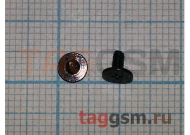 Винт для ноутбука 2,0х4,0-5,0 с плоской цилиндрической головкой (комплект 10шт)