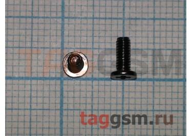 Винт для ноутбука 2,5х6,0-4,2 с плоской цилиндрической головкой (комплект 10шт)