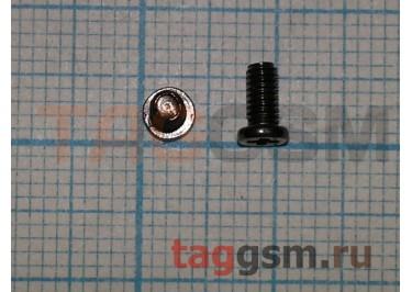 Винт для ноутбука 2,5х5,0-4,0 с плоской цилиндрической головкой (комплект 10шт)