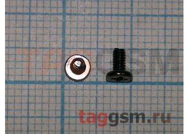 Винт для ноутбука 2,0х4,0-4,0 с плоской цилиндрической головкой (комплект 10шт)