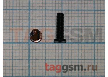 Винт для ноутбука 2,5х8,0-4,0 с плоской цилиндрической головкой (комплект 10шт)