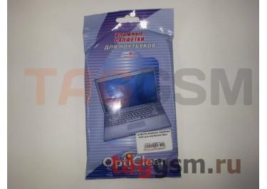 Салфетки влажные OptiClean №30 для ноутбуков 30шт.