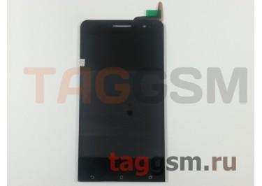 Дисплей для Asus Zenfone 6 (A600CG) + тачскрин (черный)