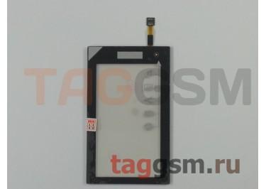 Тачскрин для Nokia 5250 (черный), ориг
