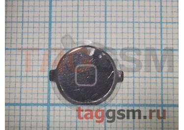 """Кнопка (толкатель) """"Home"""" для iPod Touch 4 (черный)"""