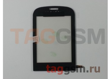 Тачскрин для Alcatel OT720 / 720D (черный)