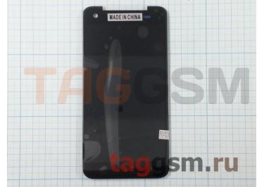 Дисплей для HTC Butterfly (x920e) (красные кнопки) + тачскрин (черный)