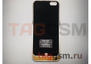 Дополнительный аккумулятор для iPhone 5 4200mAh золотой