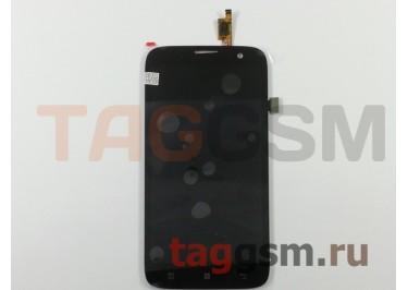 Дисплей для Lenovo A859 + тачскрин (черный)
