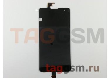 Дисплей для ZTE Nubia Z7 + тачскрин (черный)