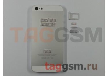 Задняя крышка для iPhone 5 (белый), ориг