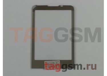 Стекло корпуса Nokia 6700C (золото)