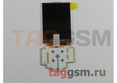 Дисплей для Samsung  F330 + клав. подложка