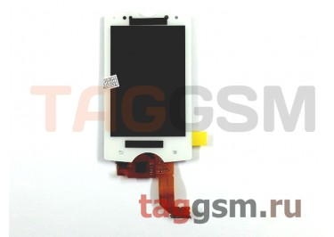 Дисплей для Sony Ericsson Xperia SK17i mini pro всборе (белый)