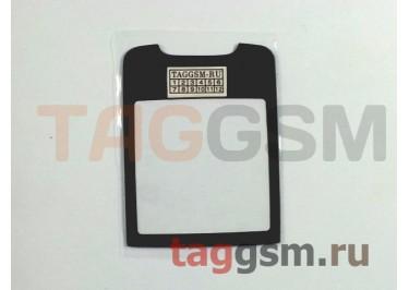 Стекло корпуса для Nokia 8800 (черный) ААА