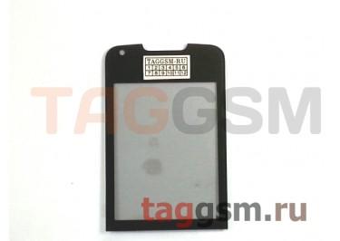 Стекло корпуса для Nokia 8800 Arte (карбон) с тонировкой
