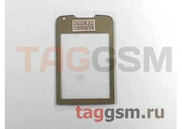 Стекло корпуса для Nokia 8800 Arte (золото)