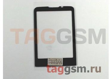 Стекло корпуса для Nokia 6700C (черный)