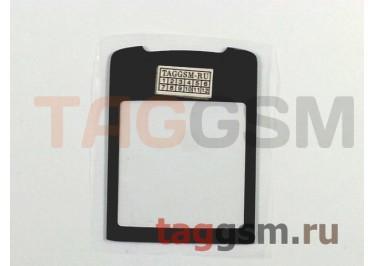 Стекло корпуса Nokia 8800 sirocco (черное) ААА