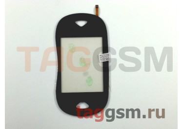 Тачскрин для Alcatel OT880 (черный)