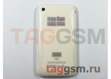 Задняя крышка для iPhone 3G 8GB (белый)