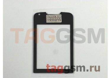 Стекло корпуса Nokia 8800 Arte (черный)